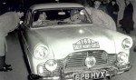 1956 -169 Ford Zodiac - Pownall-Strange